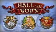 Игровой автомат Hall of Gods - играть бесплатно и без регистрации