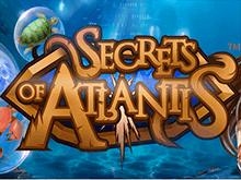 Автомат Secrets Of Atlantis в бесплатном клубе
