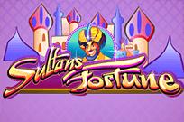 Лучший игровой автомат Sultan's Fortune
