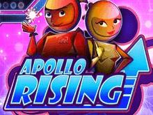 Бесплатная игра на демо-деньги в видеослот Apollo Rising